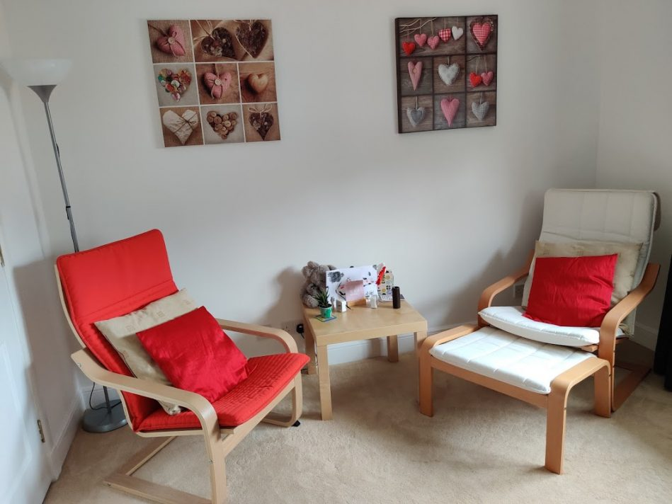 Counselling Therapy Room